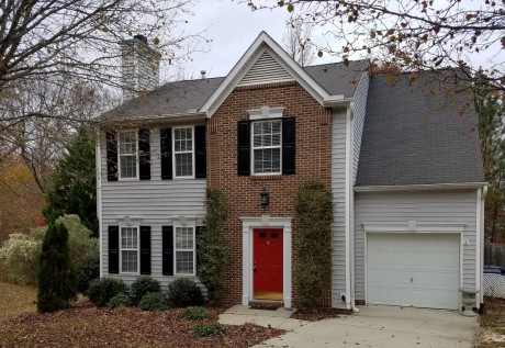 4801 Tapestry Terrace, rental home in Durham NC