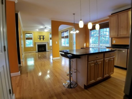 3306 Golden Heather Drive, rental home in Durham NC