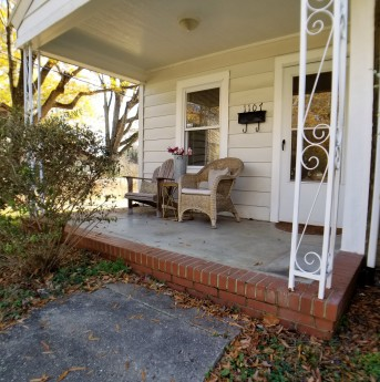 1107 W. Murray Avenue, rental home in Durham NC