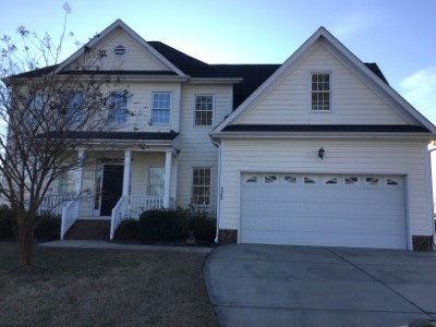 2900 Oak Bridge Drive, rental home in Raleigh NC