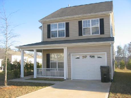 8301 Tie Stone Way, rental home in Raleigh NC