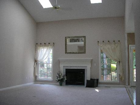 505 Cline Falls Drive, rental home in Holly Springs NC