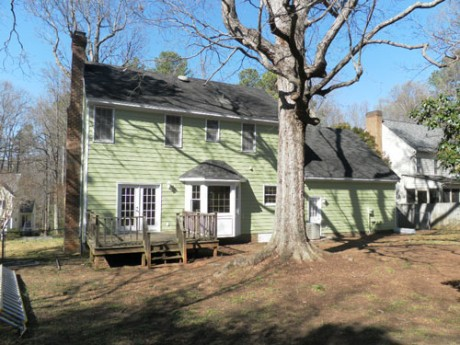 208 Lawrence Road, rental home in Cary NC