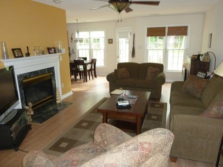 444 Golden Harvest, rental home in Cary NC