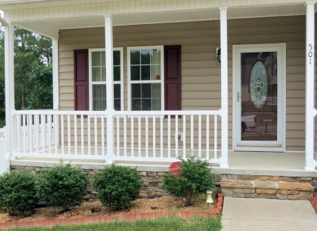 501 Jerome Road, rental home in Durham NC