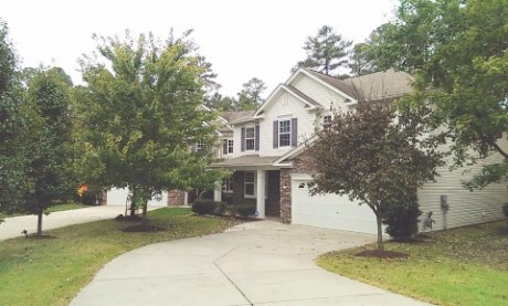 232 Darbytown Place, rental home in Cary NC