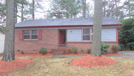 7429 Edenwood Lane, rental home in Raleigh NC