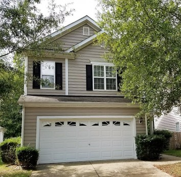 1414 Copper Creek Drive, rental home in Durham NC